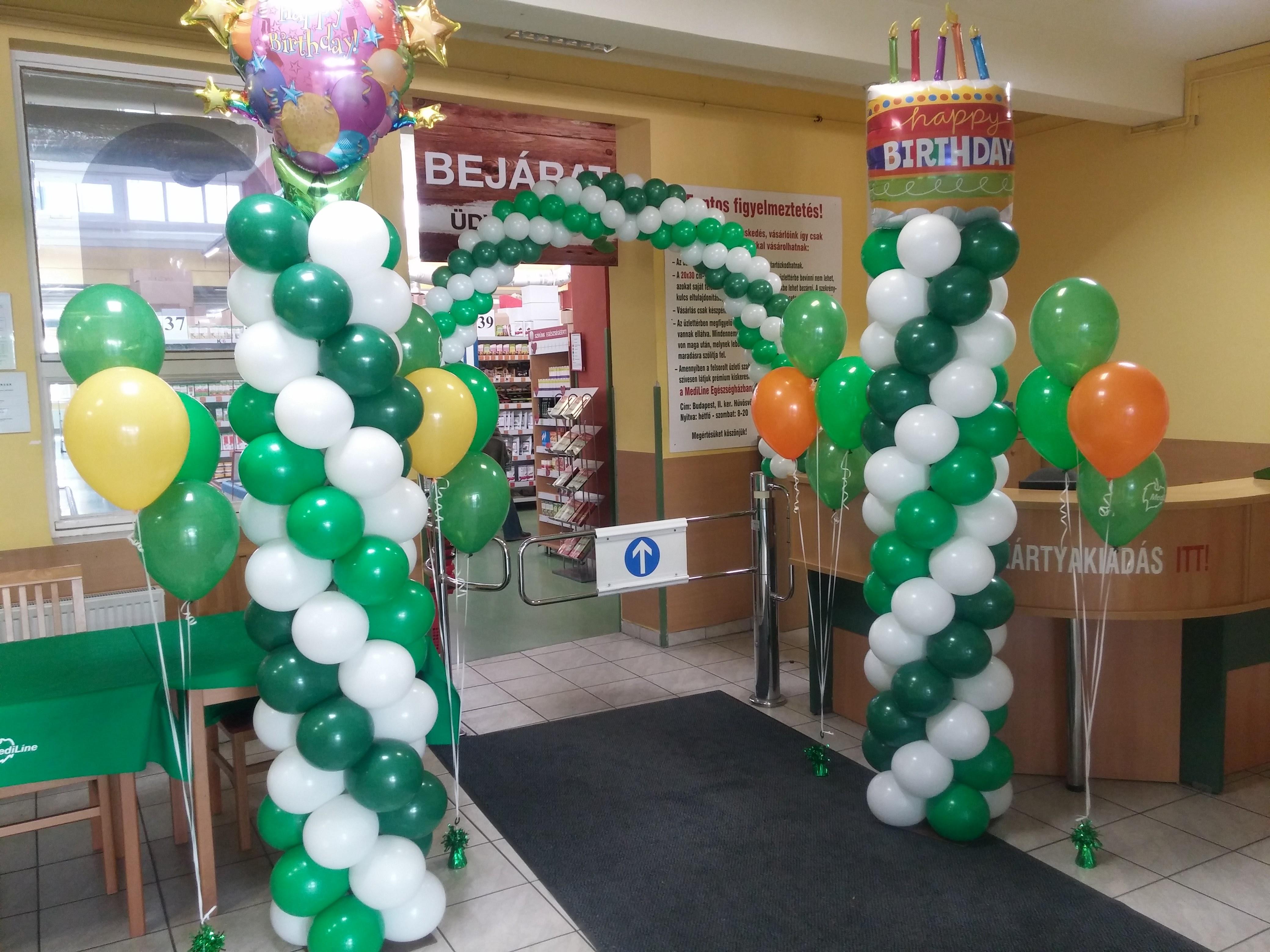 Medi Line születésnap