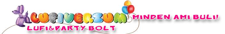 lufi party bolt heliumos ledes leggombok ajandek